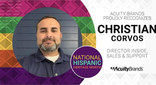 Representation Matters: Celebrating Christian Corvos