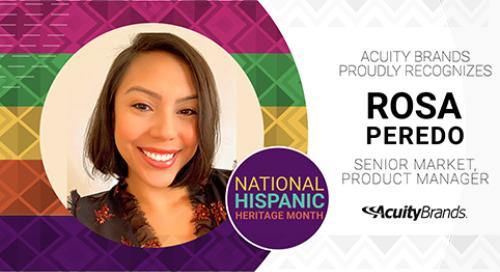 Representation Matters: Celebrating Rosa Peredo