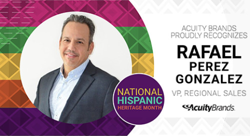 Representation Matters: Celebrating Rafael Perez Gonzalez