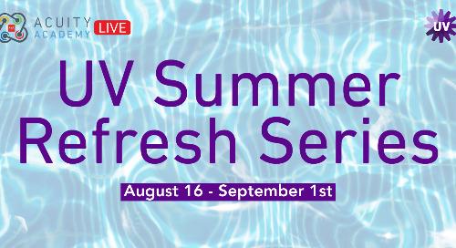 UV Summer Refresh Series