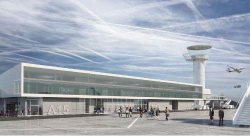 Bordeaux-Mérignac Airport, France