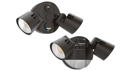 HomeGuard LED Security Floodlight