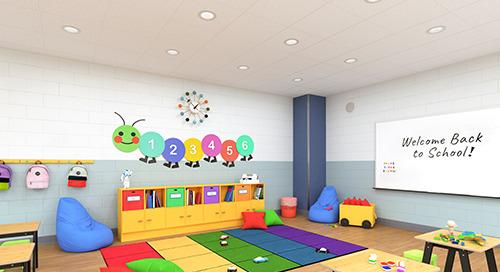 UV Light Disinfection Technology for Schools