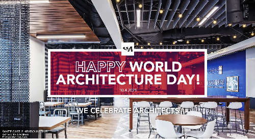 Happy World Architecture Day!