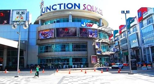 Junction Square - Yangon, Myanmar
