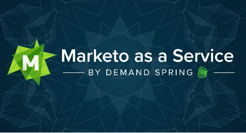 Marketo as a Service Overview