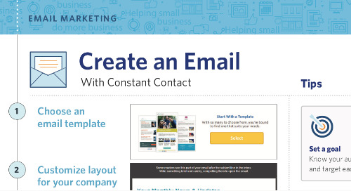 How to Create an Email with Constant Contact
