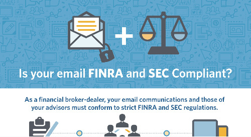 Is Your Email FINRA and SEC Compliant?
