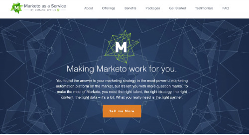Introducing Marketo as a Service