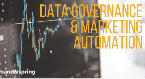 Why You Need Data Governance in Your Marketing Automation Platform