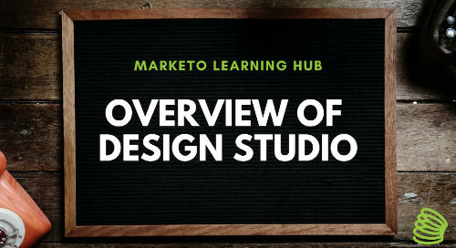 Overview of Design Studio