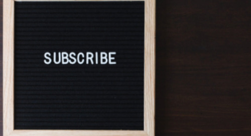 Subscription Preference Centers: Up your game.