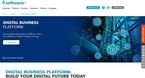 Your digital future—your way. Explore our platform