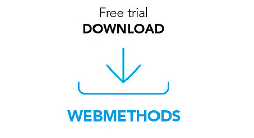 What can you do with webMethods? Find out. Try it for free