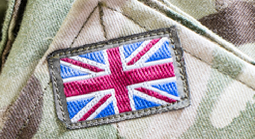 Trusted data for the U.K. Ministry of Defence