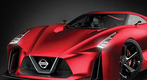 Nissan how to cut your Inventory by 35%