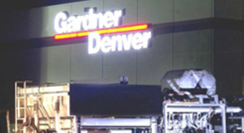 Gardner Denver: IoT machine monitoring