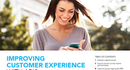 Improving Customer Experience with ARIS