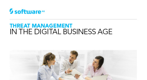 Threat Management in the Digital Business Age