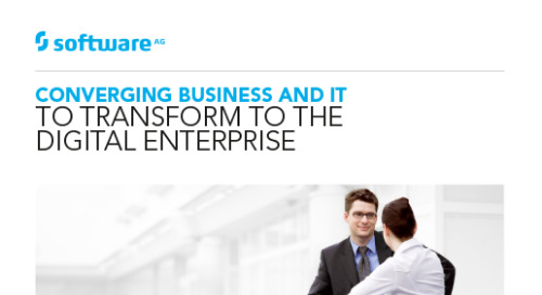 Converging business and IT to transform to the Digital Enterprise