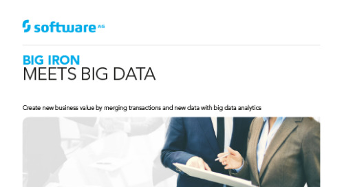 Big data analytics meets Adabas & Natural