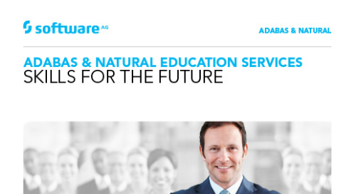 Adabas & Natural: Skills for the future