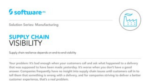 Kick kinks out of your supply chain