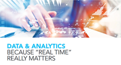 "Data & Analytics Platform: Because ""Real Time"" Really Matters"