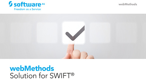 Integrating business processes with SWIFT®