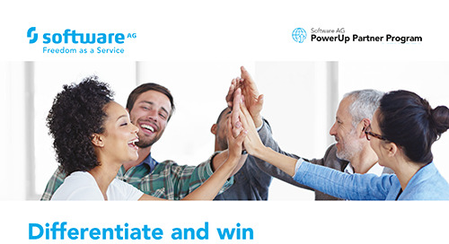 Facts about partnering with Software AG