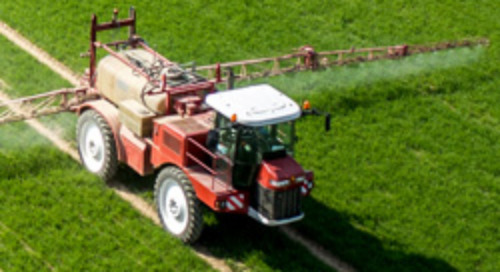 Automating fertilizer supply on the IoT
