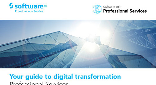 Your guide to digital transformation - Professional Services