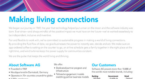 Software AG: At a glance