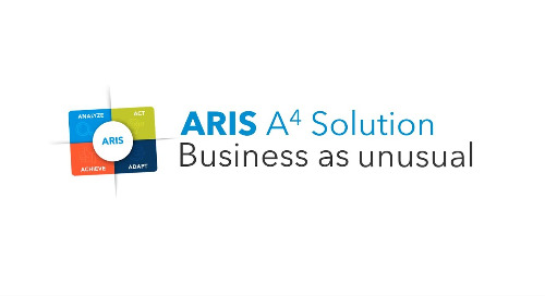 ARIS A4 Solution – Business as unusual