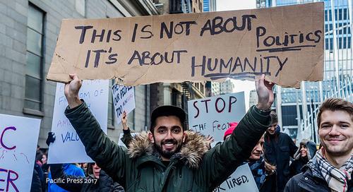 Passion and Purpose Trump Populism