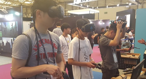 Mobile VR comes with its own set of challenges