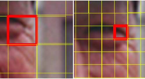 Video compression: Lost image resolution