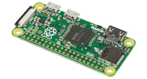 For the Professional Maker: Raspberry Pi Zero and Zero W: Linux computing in an even smaller package