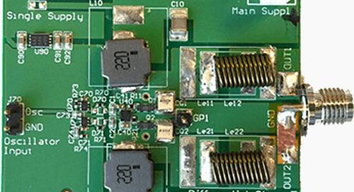 EPC introduces class-E, GaN-based differential mode development board