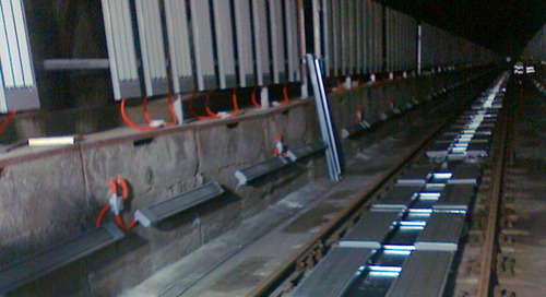 Defrosting coal wagons with wireless technology