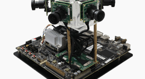 Synchronized HexCamera development kit unleashes power of NVIDIA Jetson TX2/TX1