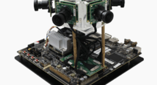 Synchronized HexCamera development kit unleashes power of NVIDIA Jetson TX2/TX1
