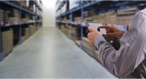 Digitizing inventory management
