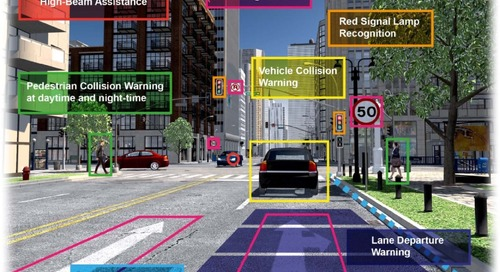 The push to process vehicle sensor data