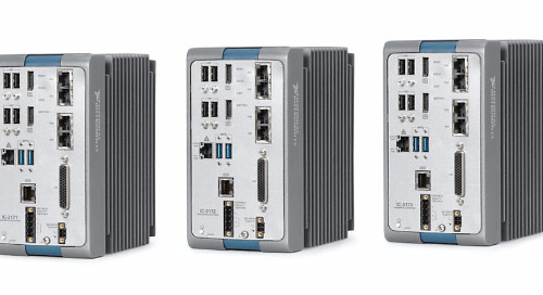 NI's IP67-rated industrial controllers bring TSN to IIoT systems