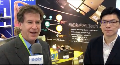 CES 2018: ProLogium Bendable Batteries Flex Their Muscles at CES 2018