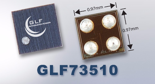 GLF's ultra-low-power battery protection IC targets wearables and small IoT devices
