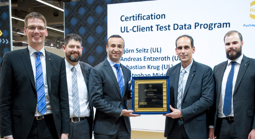 UL accepts HARTING Technology Group into Client Test Data Program