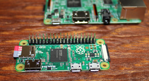 Extra hardware needed to get started with the Raspberry Pi Zero