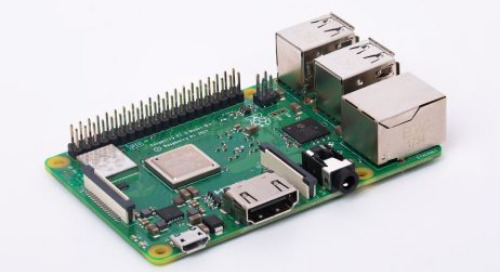 Raspberry Pi 3 Model B+ connects with Cypress Wi-Fi/Bluetooth combo SoC